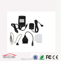 obd2 cable for real-time control the data of temperature, speed, fuel consumption and air traffic
