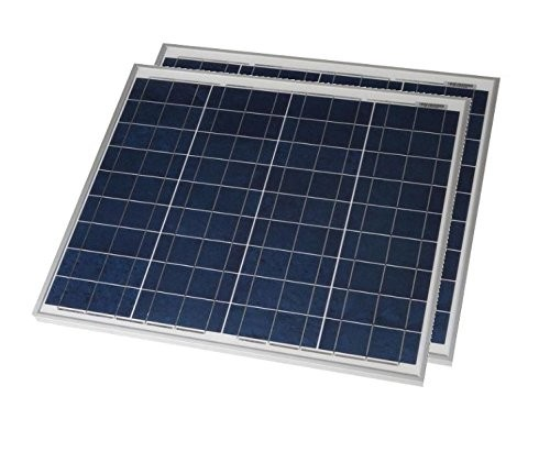 hot price per watt photovoltaic poly solar panel 50W