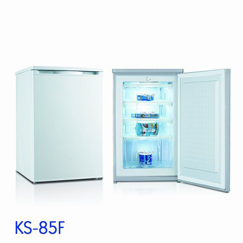 KS-85F 2016 new low consumption mini freezer
