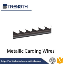 STRENGTH Steel Cylinder Metallic Card Clothing Wire