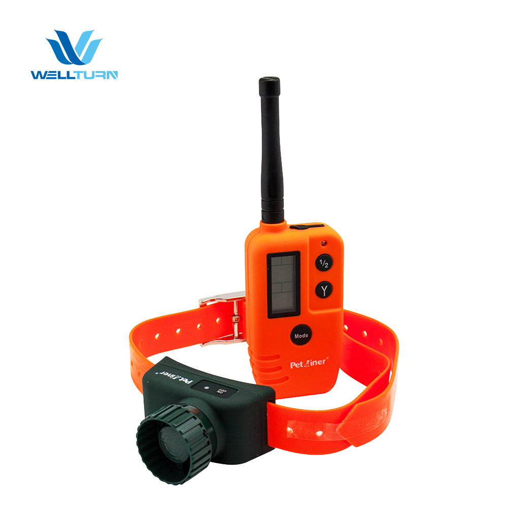 china wholesale control 500m distance remote dog training collar