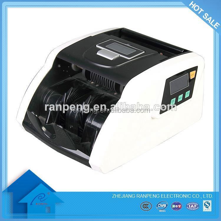 R683 MG detection CE hot-selling us dollars mini currency counter