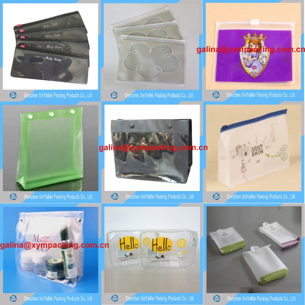 waterproof pvc vinyl beach towel packaging bag