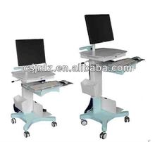 JD-0306-1 Newest Modern Hospital Mobile Medical mobile computer workstation
