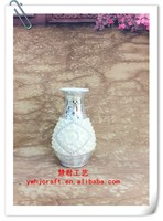 Hot selling ceramic glass vase,Porcelain vase Home Decoration