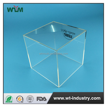 Cheap PC Transparent Plastic Packaging box
