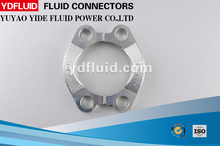 hydraulic fitting flange nipple