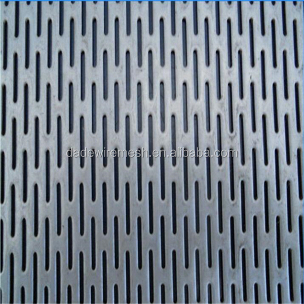 Architecture perforated metal mesh/Exterior decorative building facades