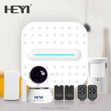 WIFI PSTN Phone Line Connected Home Intelligent Door Window Intruder Auto Dialer Security Alarm Systems