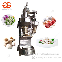 Small Beef Ball Maker Processing Rounder Pizza Dough Rice Meat Fish Ball Machine