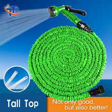 Expandable hose 2015 Hot Sales Tall -Top 100FT Magic /flexible Hose With Brass Fittings ,Expandable Hose