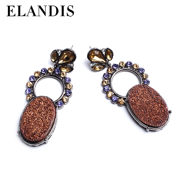 Best Selling Products Artificial Diamond Earrings