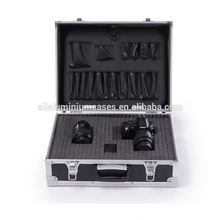 Professional Aluminum SLR Camera Hard Travel Case