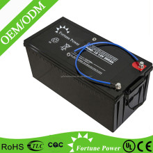 OPzV 12V 200AH Battery Tubular Batteries for Inverter