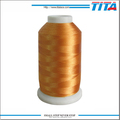 Superb polyester embroidery thread designed for exporting