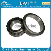 2015 newest china manufacture cage & tapered roller bearing used in machinery
