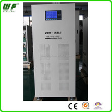 Non-contact Brushless Voltage Stabilizer Three Phase 10kva SCR