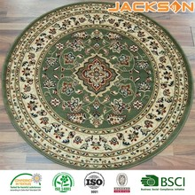 Safty and comfortable polyester area floor carpet types prices