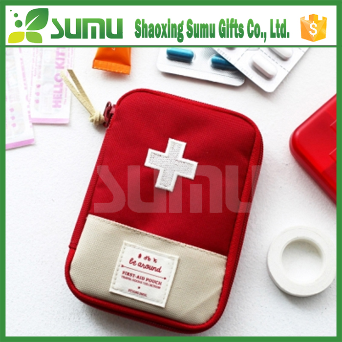 Wholesale Portable Emergency 2017 Hot Sale Custom Mini First Aid Kit
