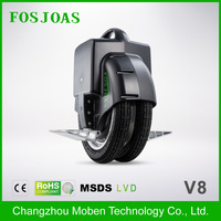 2 wheel self balance scooter 17 inch electric unicycle Fosjoas V8 50cc motorcycles