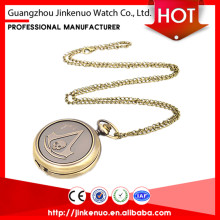 New design antique vintage stainless steel erotic pocket watches for sale