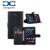 for Motorola Moto Maxx XT1254 XT1225 X PLAY Cell Phone Case Back Cover With Stand Card Holder
