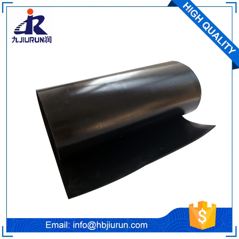 China factory cheap price industrial plain SBR rubber sheet