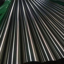 Gas extensible corrugated stainless steel flexible metal hose