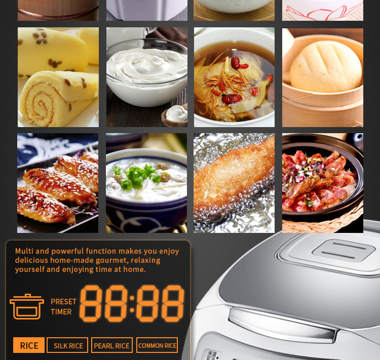 best selling cooking appliances 110V electric rice cooker