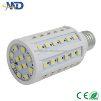12w 5050 smd led corn bulb e27 90-277V 12V 3 years warranty led corn bulb 12w portable led spotlight