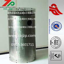 Tungsten Molybdenum Heating Chamber for vacuum furnace