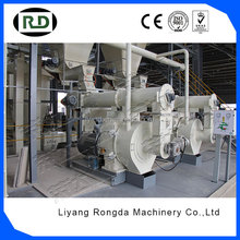 factory supply turn-key complete wood pellet line biomass plant
