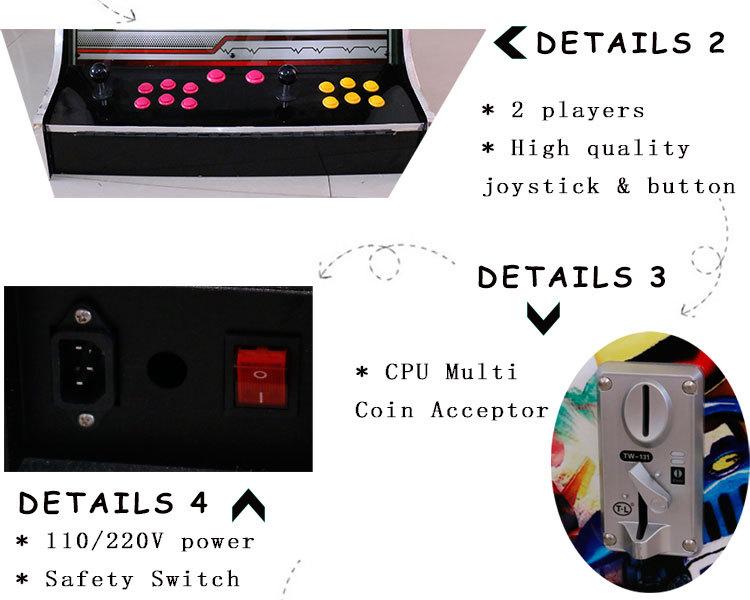 pacman arcade machine for sale