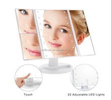 Makeup Mirrors Stand Magnifying Table Mirrors Hollywood Style LED Vanity Mirror Lights