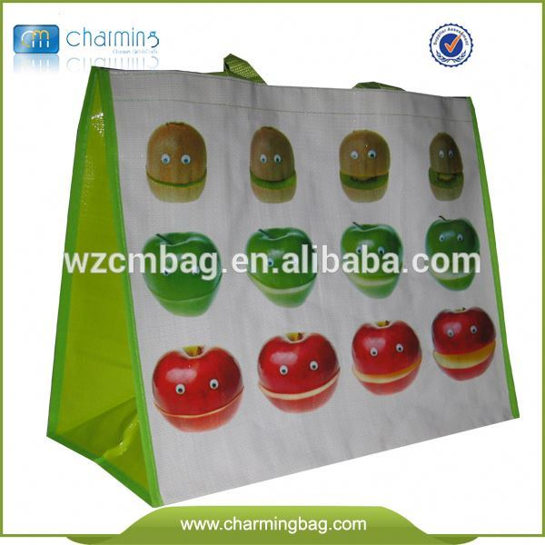 Factory Price Customized Design Foldable Non Woven Shopping Bag