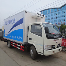New professional refrigerated cargo van body