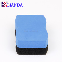 new whiteboard cleaner with blue sponge,3d eraser sponge