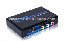 RCA to AV to S-VIDEO to HDMI converter with scaler manufacturers, suppliers and exporters