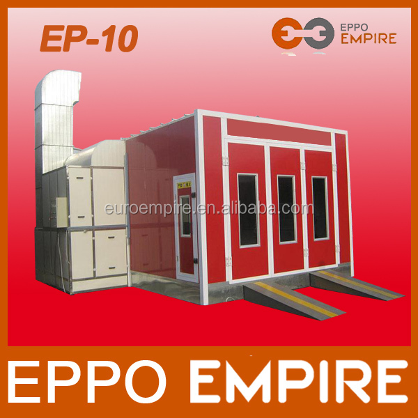 2014 new product CE approved small portable cabins/bake paint oven