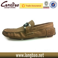 branded mens leather loafer shoes italian casual shoes