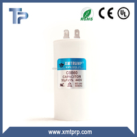 Best selling 100 microfarad capacitor CBB60 for water machine