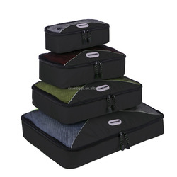 Nylon Lightweight Travel Luggage OEM/ODM packing cubes