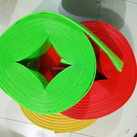 Plastic material 2 inch 3 inch flexible PVC drainage pipe