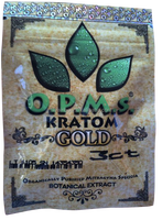opms kratom zipper bag/Botanical Sachet herbal incense bags with ziplock