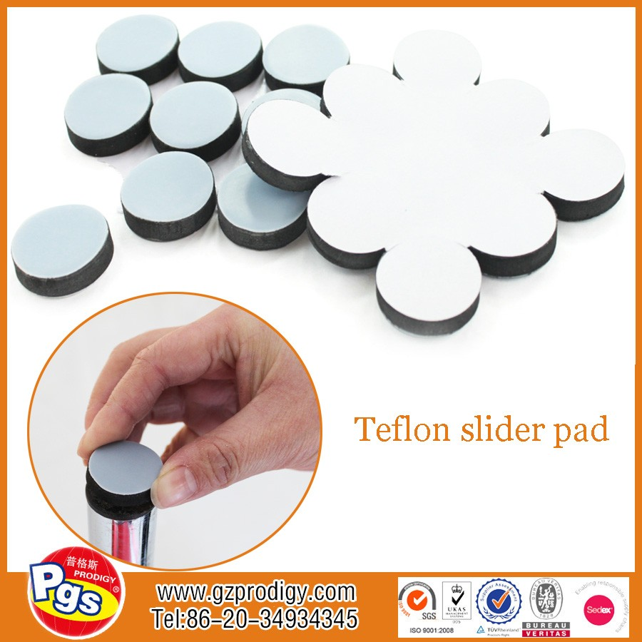 Furniture moving slider furniture teflon glides teflon chair glides