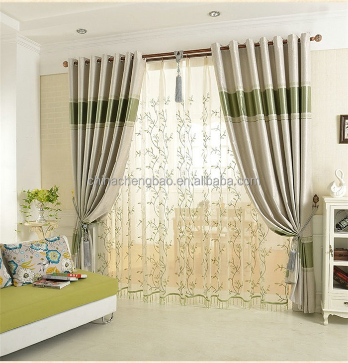 fashion lined curtains blackout manual drapery