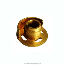 Customized best quality China wholesale auto parts copper motorcycle spare part