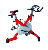 indoor exercise cycle AMA-01 gym exercise cycle magnetic spinning bike