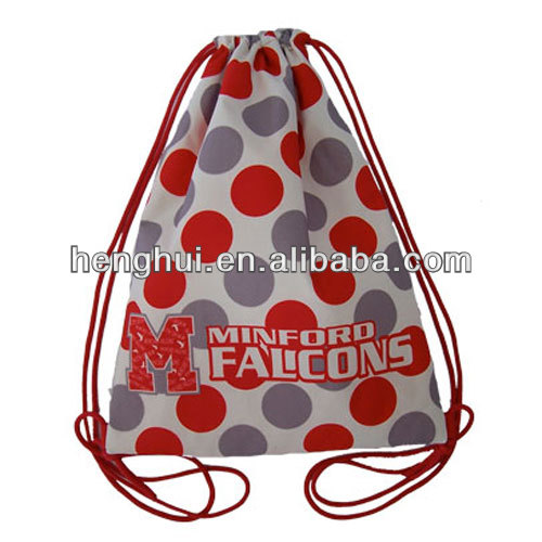 girls cute drawstring bags