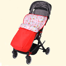 New Design Soft Thick Baby Stroller Sleeping Bag With Custom Design Infant Car Seat Cover